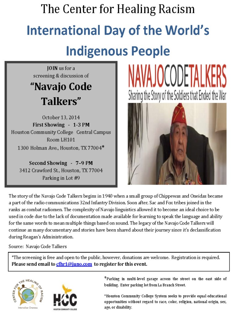 Indigenous People 2014
