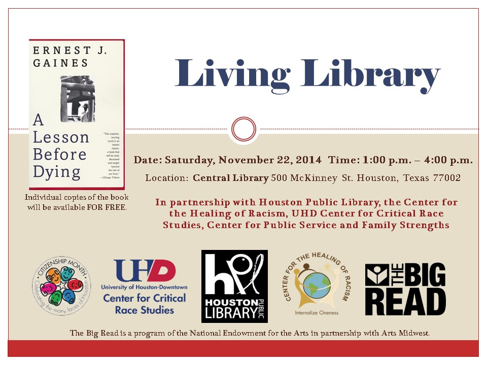 Living Library Flyer2