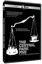 Central Park 5 DVD